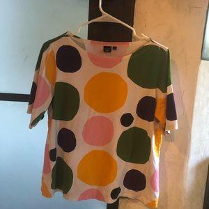 Uniqlu- Marimekko collaboration T shirt